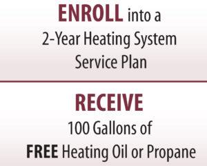 Free 100 Gallons | Ferro Fuel Oil | Boothwyn, PA