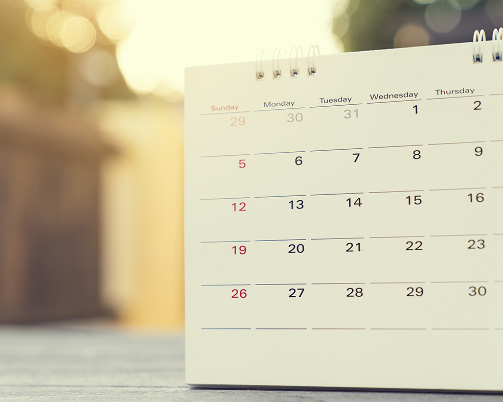 Scheduling Your Tune-Up on Calendar